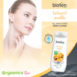 Bioten Beloved Vanilla Body Lotion 250ml