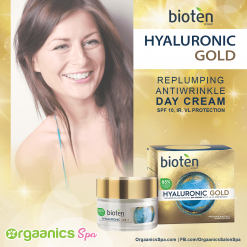 Bioten Hyaluronic Gold Day Cream