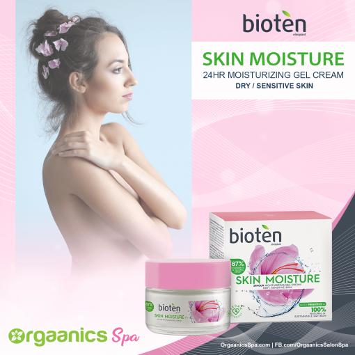 Bioten Skin Moisture Face Cream for dry/sensitive skin