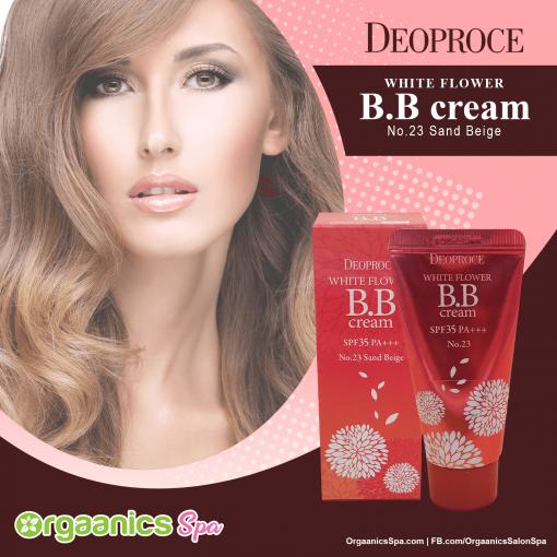 Deoproce White Flower BB Cream