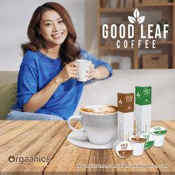 Good Leaf Premium Ashitaba Brewed Coffee