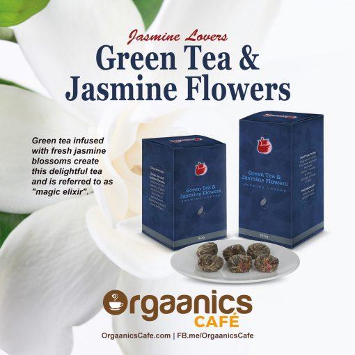 Jasmin Lovers Tea