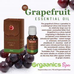 Legánde Grapefruit Essential Oil