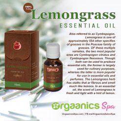 Legánde Lemongrass Essential Oil