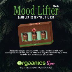 Mood Lifter Sampler Essential Oil Kit