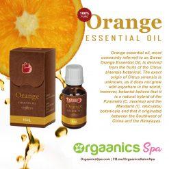 Legánde Orange Essential Oil